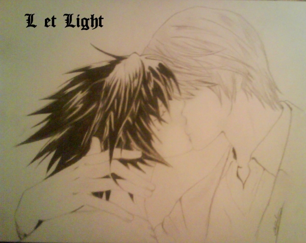 Death Note par honorine12